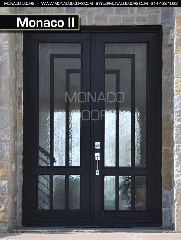 Delicieux Double Door   The Monaco II
